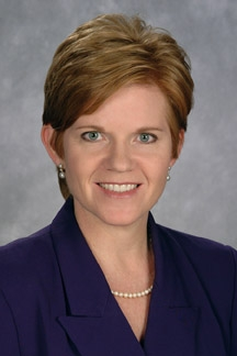 Photograph of Michelle May, M.D.